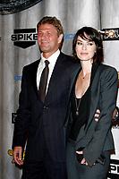 LOS ANGELES - OCT 15:  Sean Bean, Lena Headey at the Scream Awards 2011 at the Universal Studios on October 15, 2011 in Los Angeles, CA