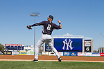Derek Jeter (Yankees),<br /> MARCH 1, 2014 - MLB : Derek Jeter of the New York Yankees during a spring training baseball game against the Philadelphia Phillies at George M. Steinbrenner Field in Tampa, Florida, United States.<br /> (Photo by Thomas Anderson/AFLO) (JAPANESE NEWSPAPER OUT)