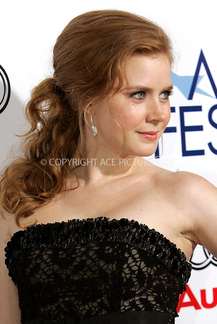 WWW.ACEPIXS.COM . . . . .  ....October 30, 2008. Los Angeles, CA....Actress Amy Adams attends AFI Fest's Premiere 'Doubt' held at ArcLight Hollywood on October 30, 2008 in Los Angeles, CA......Please byline: Joe West- ACEPIXS.COM.... *** ***..Ace Pictures, Inc:  ..Philip Vaughan (646) 769 0430..e-mail: info@acepixs.com..web: http://www.acepixs.com