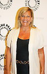 Kim Zimmer on the panel of  the Goodbye to Guiding Light, 72 Years Young on August 19, 2009 at the Paley Center for Media, NYC, NY. (Photo by Sue Coflin/Max Photos)