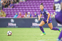 Orlando, FL - Saturday July 01, 2017: Ali Krieger during a regular season National Women's Soccer League (NWSL) match between the Orlando Pride and the Chicago Red Stars at Orlando City Stadium.