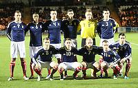 Scotland v Austria Under 21 101011