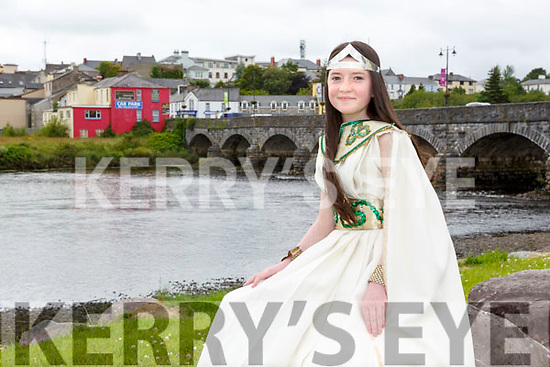 Caitlin Horgan 2017 Queen of Puck Fair