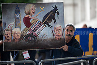 Kaya Mar (Painter and political caricaturist, http://www.kayamarart.com/ ).<br />