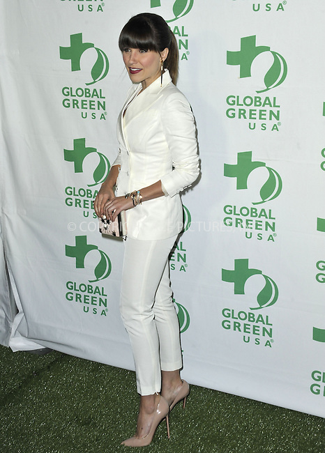 WWW.ACEPIXS.COM....February 20 2013, LA....Sophia Bush arriving at the Global Green USA's 10th Annual Pre-Oscar Party held at Avalon on February 20, 2013 in Hollywood, California.......By Line: Peter West/ACE Pictures......ACE Pictures, Inc...tel: 646 769 0430..Email: info@acepixs.com..www.acepixs.com