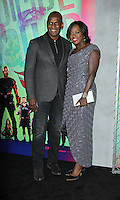NEW YORK, NY-August 01: Julius Tennon, Viola Davis at Warner Bros. Pictures & DC, Atlas Entertainment  presents the World Premiere of Suicide Squad  at the Beacon Theatre in New York. NY August 01, 2016. Credit:RW/MediaPunch
