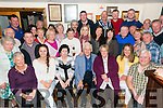Twins Tadgh and Eileen Corkery from Killarney celebrated their 80th birthday surrounded by friends and family in the Corkery's Bar, Killarney last Sunday.