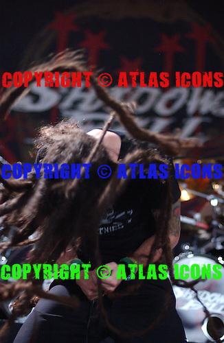 Shadows Fall;<br /> Photo Credit: Eddie Malluk/Atlas Icons.com