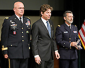 Major General Karl Horst, Christo Morse, ? - The 2012 Hobey Baker Award ceremony was held at MacDill Air Force Base on Friday, April 6, 2012, in Tampa, Florida.