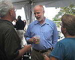 Gary Rogers seen at Newsday Family Reunion at the Pavilion at Sunken Meadow State Park in Kings Park, NY,  on Thursday August 12, 2010. Photo © Jim Peppler 2010.