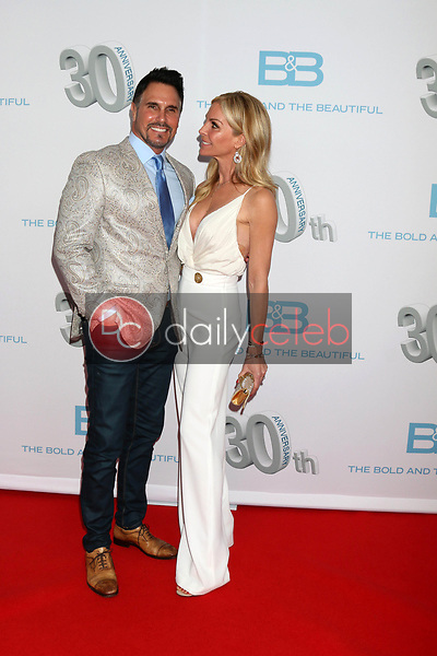 "at the ""The Bold and The Beautiful"" 30th Anniversary Party, Clifton's Downtown, Los Angeles, CA 03-18-17<br /> David Edwards/DailyCeleb.com 818-249-4998"