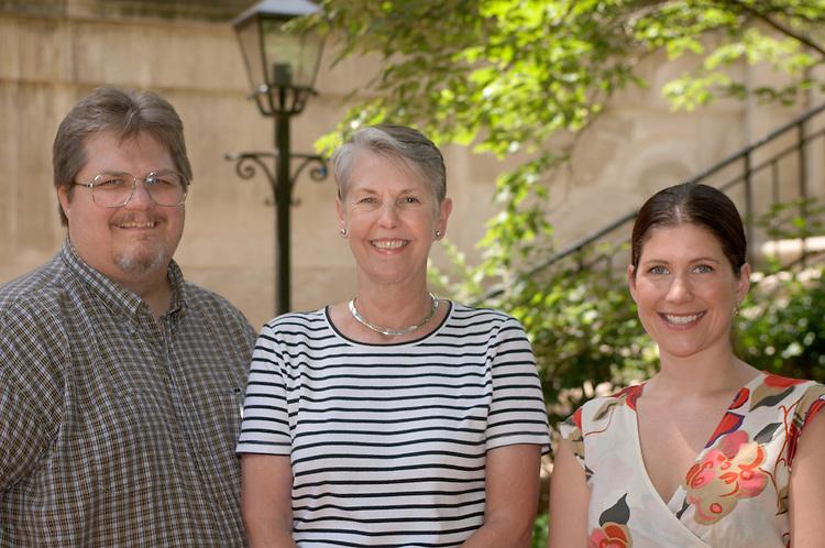 17015NACADAAward Group Photo with Tanya Barnette, Betty Hollow & David Hannum
