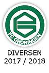 DIVERSEN 2017 - 2018