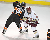 Patrick Neundorfer, Benn Ferreiro - Boston College defeated Princeton University 5-1 on Saturday, December 31, 2005 at Magness Arena in Denver, Colorado to win the Denver Cup.  It was the first meeting between the two teams since the Hockey East conference began play.