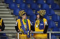 VOETBAL: SC HEERENVEEN: Abe Lenstra Stadion, 17-02-2012, SC Heerenveen-NAC, Eredivisie, Eindstand 1-0, NAC supporters, ©foto: Martin de Jong.