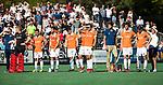 BLOEMENDAAL   - Hockey -  2e wedstrijd halve finale Play Offs heren. Bloemendaal-Amsterdam (2-2) .    COPYRIGHT KOEN SUYK