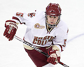 Alex Carpenter (BC - 5) - The visiting Boston University Terriers defeated the Boston College Eagles 4-1 on Wednesday, November 2, 2011, at Kelley Rink in Conte Forum in Chestnut Hill, Massachusetts.