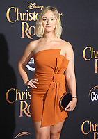 30 July 2018 - Burbank, California - Alisha Marie. Disney's 'Christopher Robin' Los Angeles Premiere held at Walt Disney Studios. <br /> CAP/ADM/FS<br /> &copy;FS/ADM/Capital Pictures