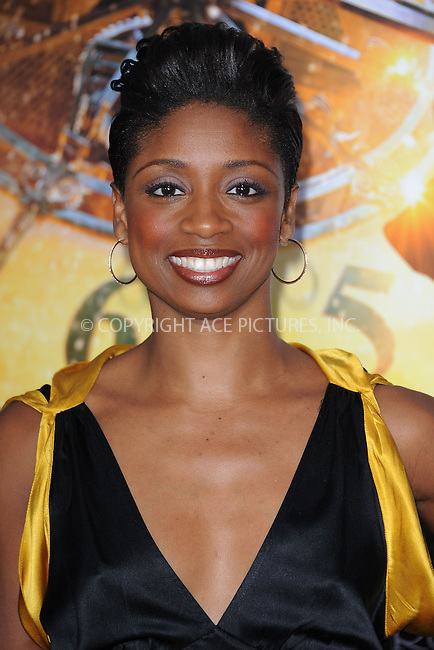 WWW.ACEPIXS.COM . . . . . .November 21, 2011, New York City...Montego Glover attends the 'Hugo' premiere at the Ziegfeld Theatre on November 21, 2011 in New York City......Please byline: KRISTIN CALLAHAN - ACEPIXS.COM.. . . . . . ..Ace Pictures, Inc: ..tel: (212) 243 8787 or (646) 769 0430..e-mail: info@acepixs.com..web: http://www.acepixs.com .