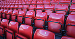 Seats and numbers during the English League One match at the Bramall Lane Stadium, Sheffield. Picture date: November 19th, 2016. Pic Simon Bellis/Sportimage