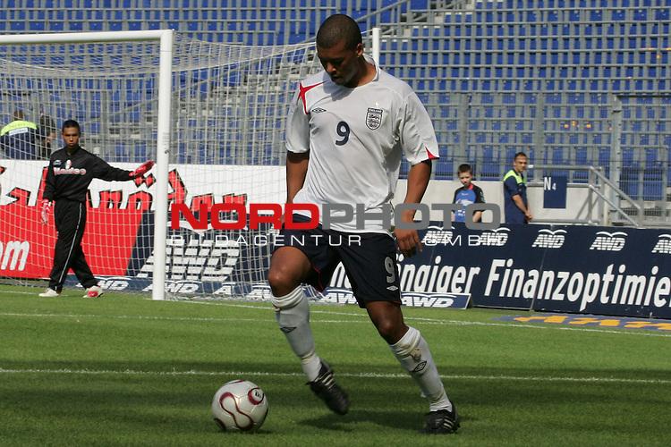 WM 2006 INAS-FID &quot;Der Menschen mit Behinderung&quot; <br /> <br /> England gegen Mexiko 11-1<br /> <br /> Dean Earle #9<br /> <br /> Foto :&copy; nordphoto <br /> <br /> <br /> <br />  *** Local Caption ***