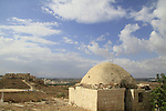 Israel, Sharon region, Sheikh's Tomb north of Migdal Afek