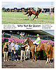 Why Not Be Queen winning at Delaware Park on 9/10/14