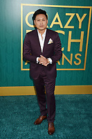 HOLLYWOOD, CA - AUGUST 07: Director Jon M. Chu arrives at the Warner Bros. Pictures' 'Crazy Rich Asians' premiere at the TCL Chinese Theatre IMAX on August 7, 2018 in Hollywood, California.<br /> CAP/ROT/TM<br /> &copy;TM/ROT/Capital Pictures