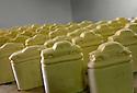 05/09/11 - MAZEYRAT D ALLIER - HAUTE LOIRE - FRANCE - Entreprise LIGERTEX, fabricant de jeu francais de moulage en platre - Photo Jerome CHABANNE