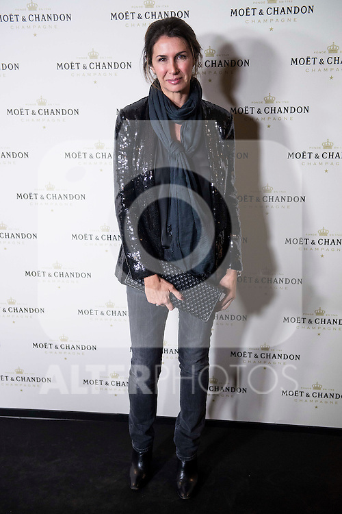 "Ana Garcia-Siñeriz attends to the photocall of the party ""OpenTheNow of Moët & Chandon in Madrid, December 02, 2015<br /> (ALTERPHOTOS/BorjaB.Hojas)"