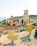 USA, California, Death Valley National Park, Scotty's castle