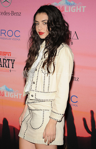 SCOTTSDALE, AZ - JANUARY 30: Charli XCX attends ESPN the Party at WestWorld of Scottsdale on January 30, 2015 in Scottsdale, Arizona . Credit: John Palmer /MediaPunch