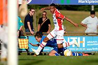 EMMEN - Voetbal, VV Emmen - FC Emmen, voorbereiding seizoen 2018-2019, 07-07-2018,  FC Emmen speler Luciano Slagveer