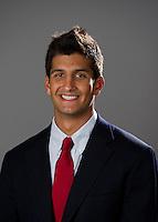 Sahil Bloom of the Stanford baseball team.