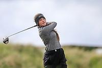 Vicki Conlon (Enniscrone) during the 2nd round of the Irish Women's Open Stroke Play Championship, Enniscrone Golf Club, Enniscrone, Co. Sligo. Ireland. 16/06/2018.<br /> Picture: Golffile | Fran Caffrey<br /> <br /> <br /> All photo usage must carry mandatory  copyright credit (© Golffile | Fran Caffrey)