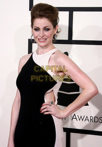 LOS ANGELES, CA - JANUARY 26 - Esm&eacute; Bianco. 56th GRAMMY Awards held at the Staples Center. <br /> CAP/ADM<br /> &copy;AdMedia/Capital Pictures