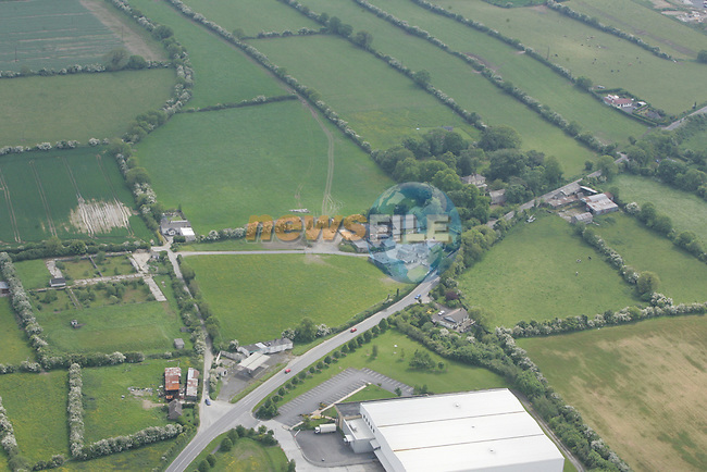 Aerial view of Boyne Valley Foods, Platin Road and surrounding area. 04/06/06...Photo NEWSFILE/Fran Caffrey.(Photo credit should read Fran Caffrey/NEWSFILE)....This Picture has been sent you under the condtions enclosed by:.Newsfile Ltd..The Studio,.Millmount Abbey,.Drogheda,.Co Meath..Ireland..Tel: +353(0)41-9871240.Fax: +353(0)41-9871260.GSM: +353(0)86-2500958.email: pictures@newsfile.ie.www.newsfile.ie.FTP: 193.120.102.198...This picture is from Fran Caffrey@newsfile.ie