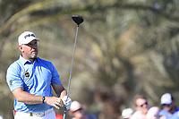 Lee Westwood (ENG) during the 3rd round of the Abu Dhabi HSBC Championship, Abu Dhabi Golf Club, Abu Dhabi,  United Arab Emirates. 18/01/2020<br /> Picture: Fran Caffrey | Golffile<br /> <br /> <br /> All photo usage must carry mandatory copyright credit (© Golffile | Fran Caffrey)