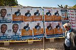 Elezioni Regionali Sicilia 2017: le affissioni a Palermo