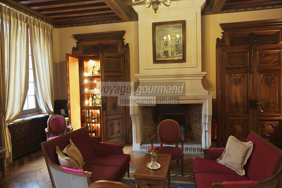 Europe/France/Centre/41/Loir-et-Cher/Sologne/Contres:  Hôtel-Restaurant: Le Manoir de Contres // Europe/France/Centre/41/Loir-et-Cher/Sologne/Contres:  Hotel: the Manor house of Contres