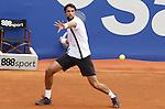 21.04.2016 Barcelona Open Banc Sabadell, atp 500. Kei Nishikori beat Jeremy Chardy  6-3 7-5