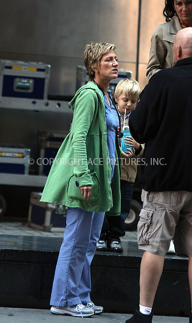 WWW.ACEPIXS.COM . . . . .  ....September 25 2009, New York City....Actress Edie Falco on the Manhattan set of the TV show 'Nurse Jackie' on September 25 2009 in New York City....Please byline: AJ Sokalner - ACEPIXS.COM.... *** ***..Ace Pictures, Inc:  ..(212) 243-8787 or (646) 769 0430..e-mail: picturedesk@acepixs.com..web: http://www.acepixs.com