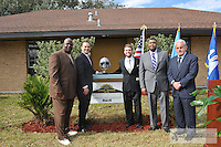 Courage House Ground Breaking New Orleans