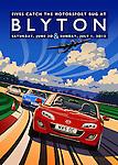 Blyton Poster