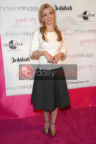 Masiela Lusha<br />at the launch of the Joanna Schilp J-Girls Fund and her book &quot;Glamour Girlz&quot;. The Gershwin, Hollywood, CA. 09-26-06<br />Dave Edwards/DailyCeleb.com 818-249-4998