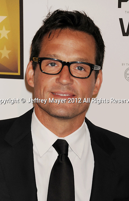 BEVERLY HILLS, CA - JUNE 18: Josh Hopkins arrives at The Critics' Choice Television Awards at The Beverly Hilton Hotel on June 18, 2012 in Beverly Hills, California.