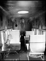 BNPS.co.uk (01202 558833)<br /> Pic: QueensFlightArchive<br /> <br /> The interior's had by now become a lot more luxurious with art deco style marquetry - The first aircraft specifically ordered for Royal use was this Vickers Viastra delivered in May 1933 and costing &pound;4250.<br /> <br /> A new book gives an intimate look behind the scenes of the Royal Flight and also the flying Royals.<br /> <br /> Starting in 1917 the book charts in pictures the 100 year evolution of first the King's Flight and then later the Queen's Flight as well as the Royal families passion for aviation.<br /> <br /> Author Keith Wilson has had unprecedented access to the Queen's Flight Archives to provide a fascinating insight into both Royal and aeronautical history.