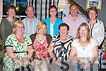 PARENTS COUNCIL: Foilmore National School Parents Council at a function in The.Top Deck Restaurant, Killorglin, on Saturday. Front row l-r: Pauline Lyne, Kate OSullivan,.Catherine Clifford and Catherine OShea. Back row l-r: Denise Collins, Morgan Lyne,.Mary ONeill-McDonnell, Christy McDonnell and Mary Lynch.