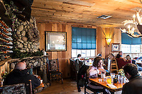 Janet's Montana Cafe, Alpine, California.