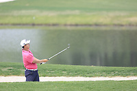 Siwan Kim (USA) in action during the final round of the Volvo China Open played at Topwin Golf and Country Club, Huairou, Beijing, China 26-29 April 2018.<br /> 29/04/2018.<br /> Picture: Golffile | Phil Inglis<br /> <br /> <br /> All photo usage must carry mandatory copyright credit (&copy; Golffile | Phil Inglis)